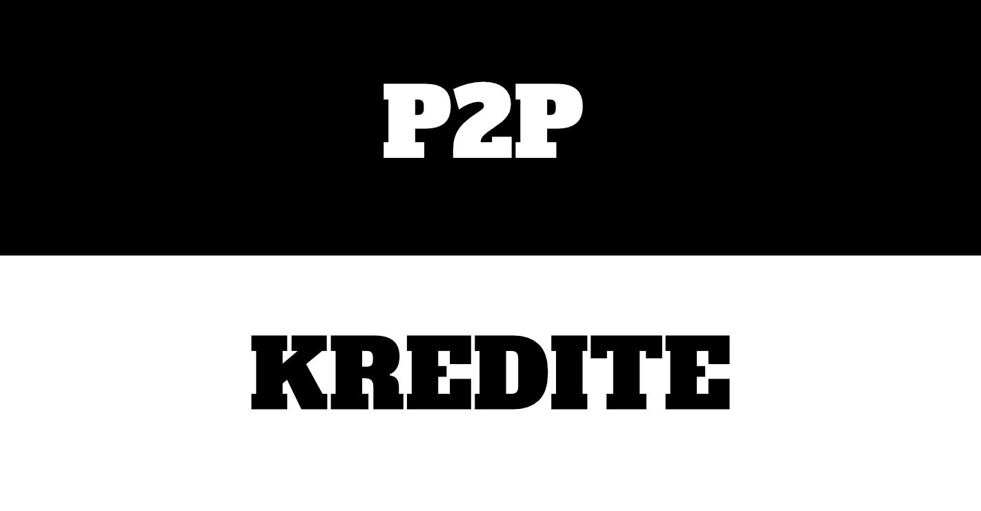P2P-Kredite – Anlageklassen auf einem Blick